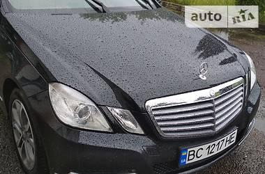 Mercedes-Benz E 200 2011