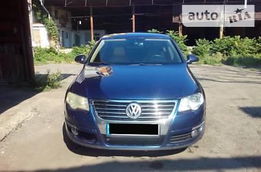 Volkswagen Passat B1 2007