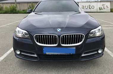 BMW 525 2016
