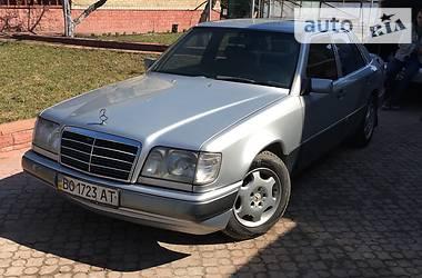 Mercedes-Benz E 250 1990