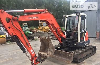 Kubota KX 161-3 2006