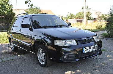 ВАЗ 2111 ГБО КРОСС 2012