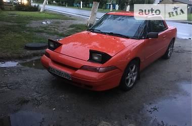 Mazda 323 кабриолет 1991