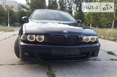 BMW 525 M  pack 2002