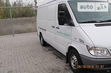 Mercedes-Benz Sprinter 313 груз. 2.1 CDI 2004