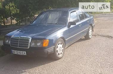 Mercedes-Benz 260 124 кузов 1986