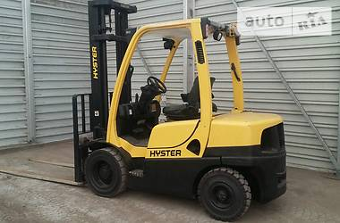 Hyster H H-3.0-FT 2008