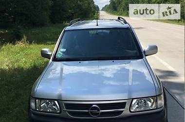 Opel Frontera limited 2003