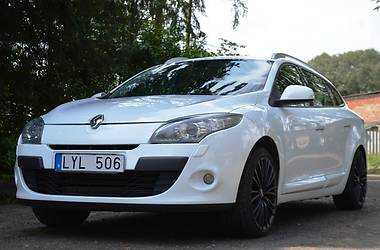 Renault Megane AUTOMAT 2011