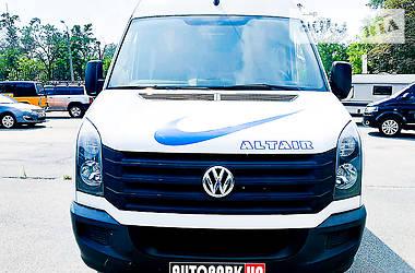 Volkswagen Crafter пасс. 2012