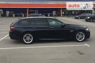 BMW 525 М-пакет,X-drive 2014