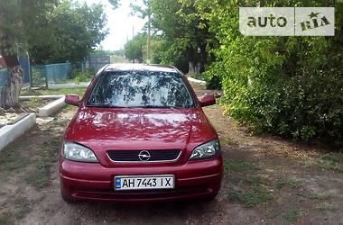 Opel Astra G 1.4 16V 1999