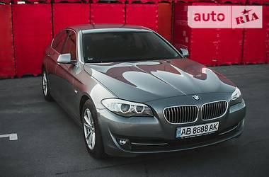 BMW 525 d f10 2013