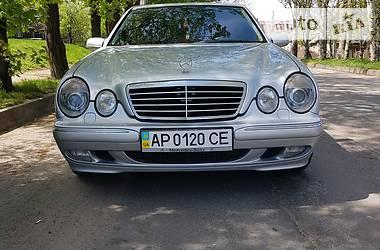 Mercedes-Benz E 270 2.7 cdi 2002