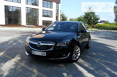 Opel Insignia Cosmo 120KW AT 2014