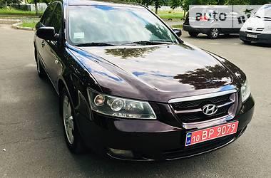 Hyundai Sonata NF FULL 2006