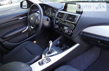 BMW 116 ADVANTAGE 2015