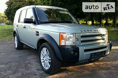 Land Rover Discovery 2007