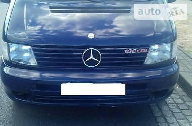 Mercedes-Benz Vito груз.-пасс. 2002