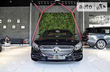 Mercedes-Benz S 450 coupe AMG 4matic 2018