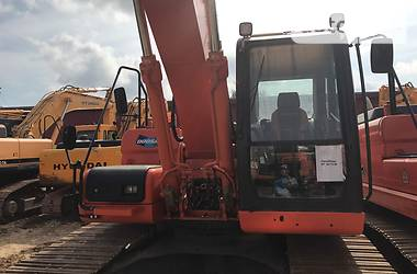Doosan DX 225 LC new bucket 2012