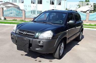Hyundai Tucson 2.0 d 2008