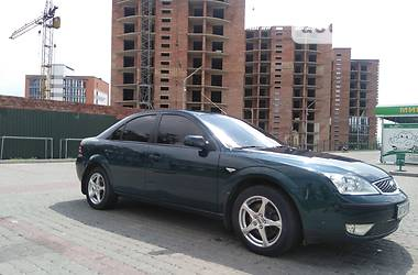 Ford Mondeo 1.8 2006