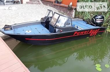 Powerboat PB-475 Fisher 2018