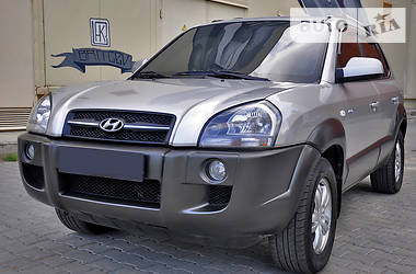 Hyundai Tucson 2.0i CRDi 2007