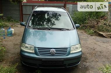 Volkswagen Sharan 1.8T 2003