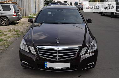Mercedes-Benz E 220 2010