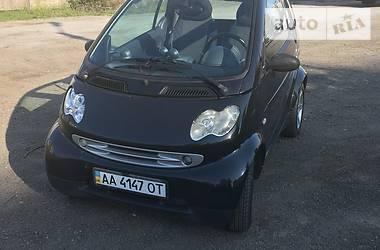 Smart Cabrio pure 2002