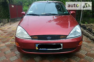 Ford Focus 2.0i 2000