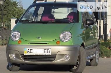 Daewoo Matiz 1.0i 2007