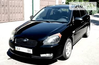 Hyundai Accent 1.6i 2008