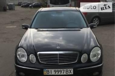 Mercedes-Benz E 500 amg 2004
