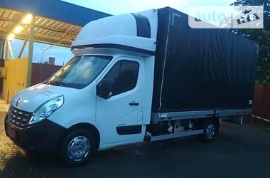 Renault Master груз. maxi 2014