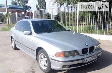 BMW 525 е39 1998