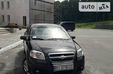 Chevrolet Aveo 1,5 газ/бензин 2007