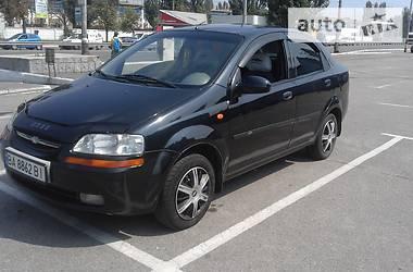 Chevrolet Aveo 1.5 GAZ 2005