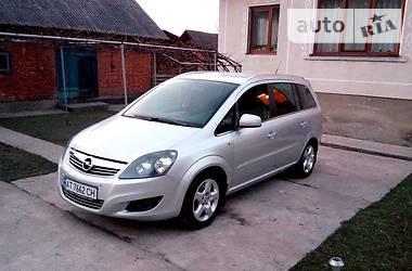 Opel Zafira 1.7 CDTi 2011