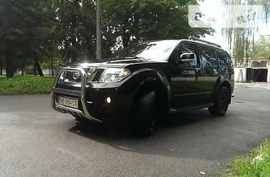 Nissan Pathfinder 2.5 dCi FULL 2011