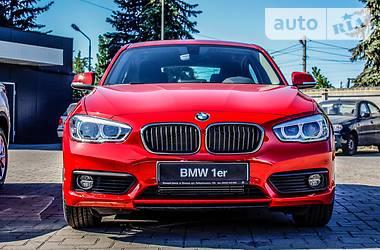 BMW 118 i F20 2017