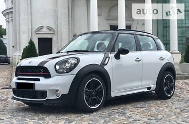 MINI Countryman JVC 2014