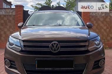 Volkswagen Tiguan 2.0 TSI 2011