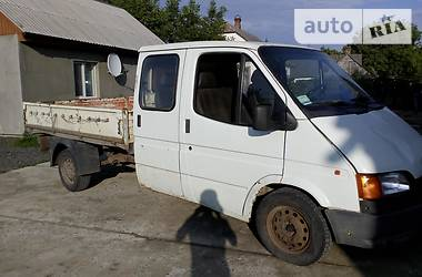 Ford Transit груз.-пасс. 1993