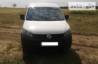 Volkswagen Caddy груз. 2012