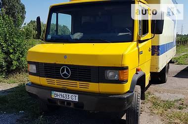 Mercedes-Benz 814 груз. 1992