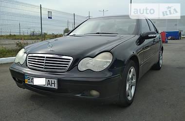 Mercedes-Benz C 200 Kompresor 2003
