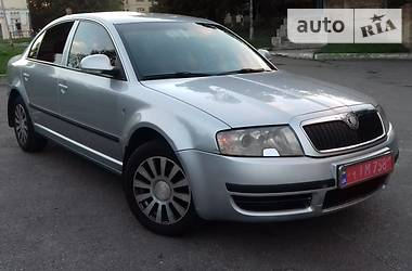 Skoda Superb Turbo 2008